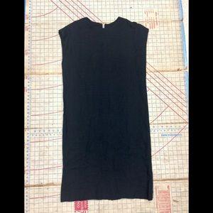 Vintage Linen look cocoon dress size medium